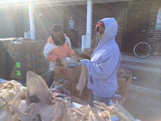 Bethany Ministry Food Giveaway December 2016